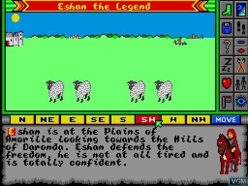Legend of Eshan