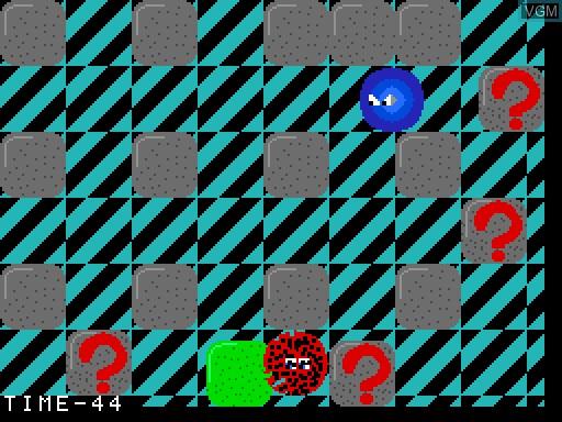 Image in-game du jeu Blokker sur MGT Sam Coupé