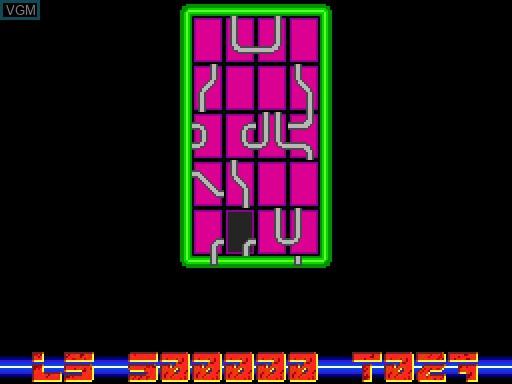 Image in-game du jeu Craft sur MGT Sam Coupé