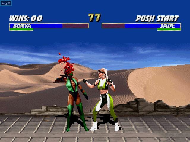 Ultimate Mortal Kombat