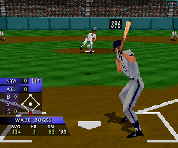 3D Baseball The Majors