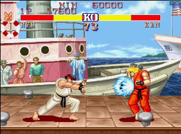 Capcom Generation - Dai 5 Shuu Kakutou ke Tachi