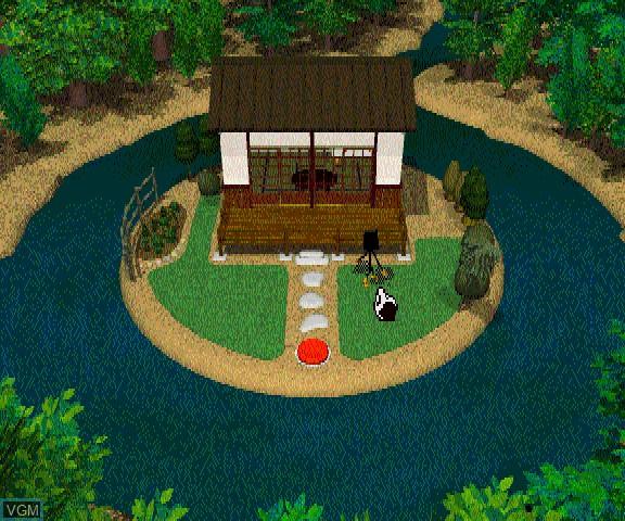 Jungle Park - Saturn Shima
