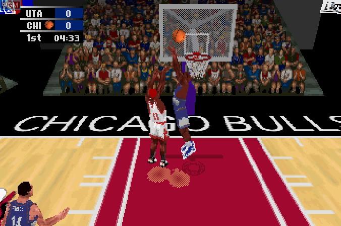 NBA Action '98