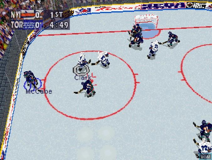 NHL All-Star Hockey '98