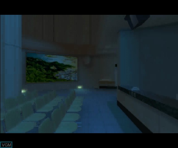 RMJ The Mystery Hospital