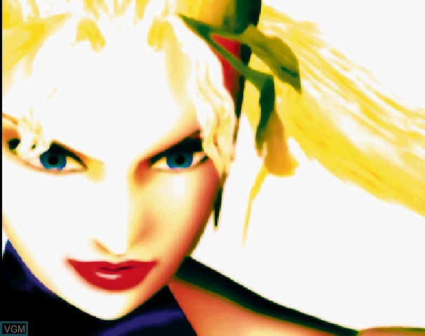 Virtua Fighter CG Portrait Series Vol. 1 - Sarah Bryant