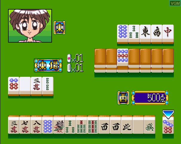 Mahjong Doukyuusei Special