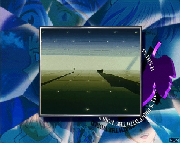Image in-game du jeu Shin Seiki Evangelion - 2nd Impression sur Sega Saturn
