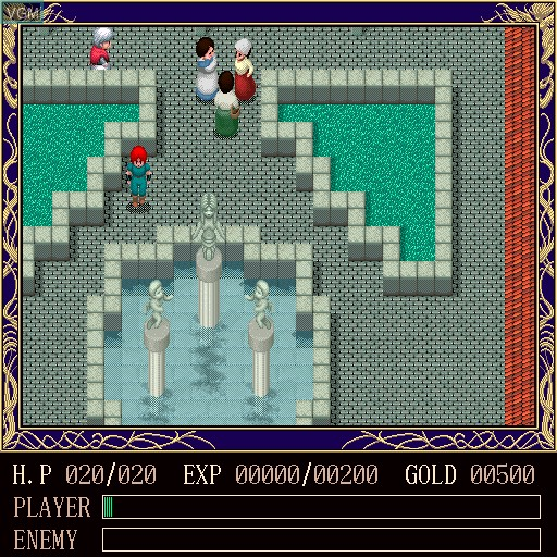 Ancient Ys Vanished