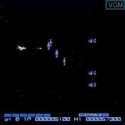 Gradius 2 MSX Hack