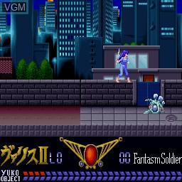 Valis 2 - The Fantasm Soldier