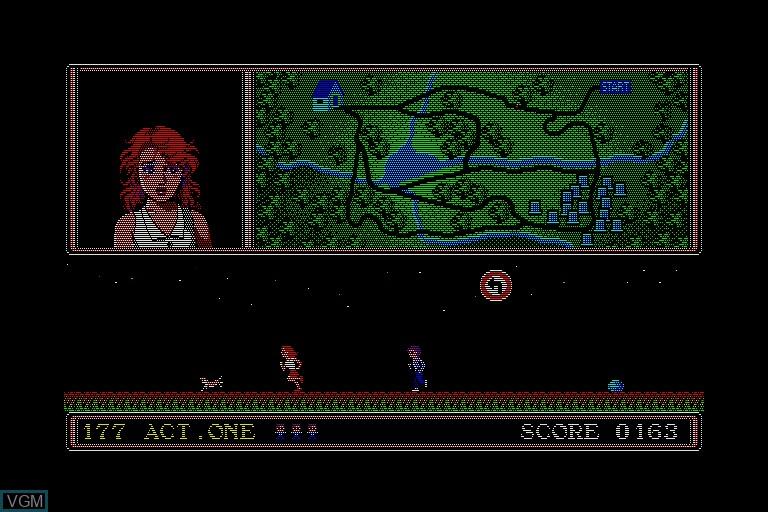 Image in-game du jeu 177 sur Sharp X68000