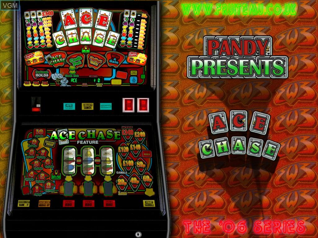 Image in-game du jeu Ace Chase sur Machines à sous