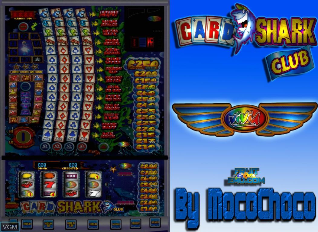 Card Shark Club