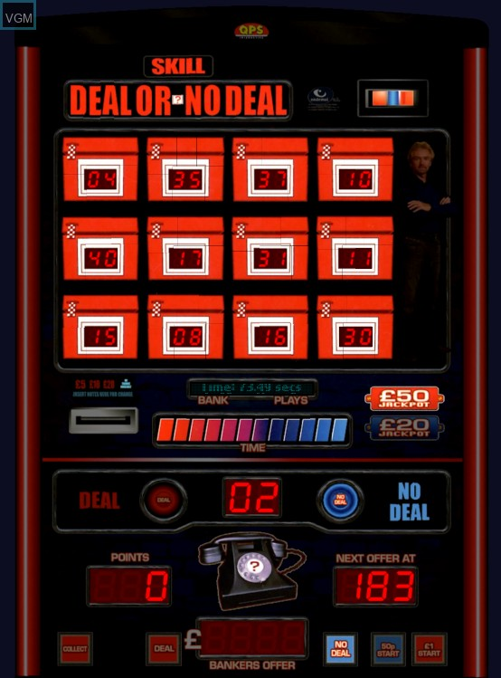 Deal Or No Deal Skill