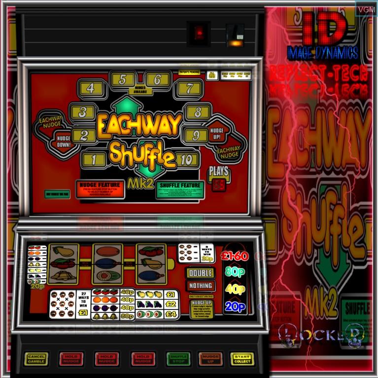 Each Way Shuffle Mk2