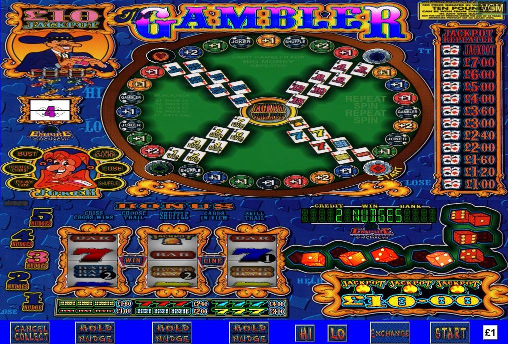 Gambler, The