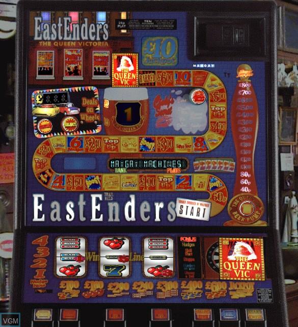 Eastenders - Queen Vic
