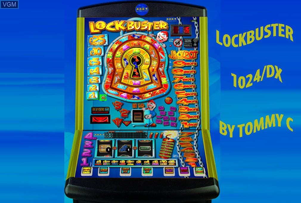Lock Buster