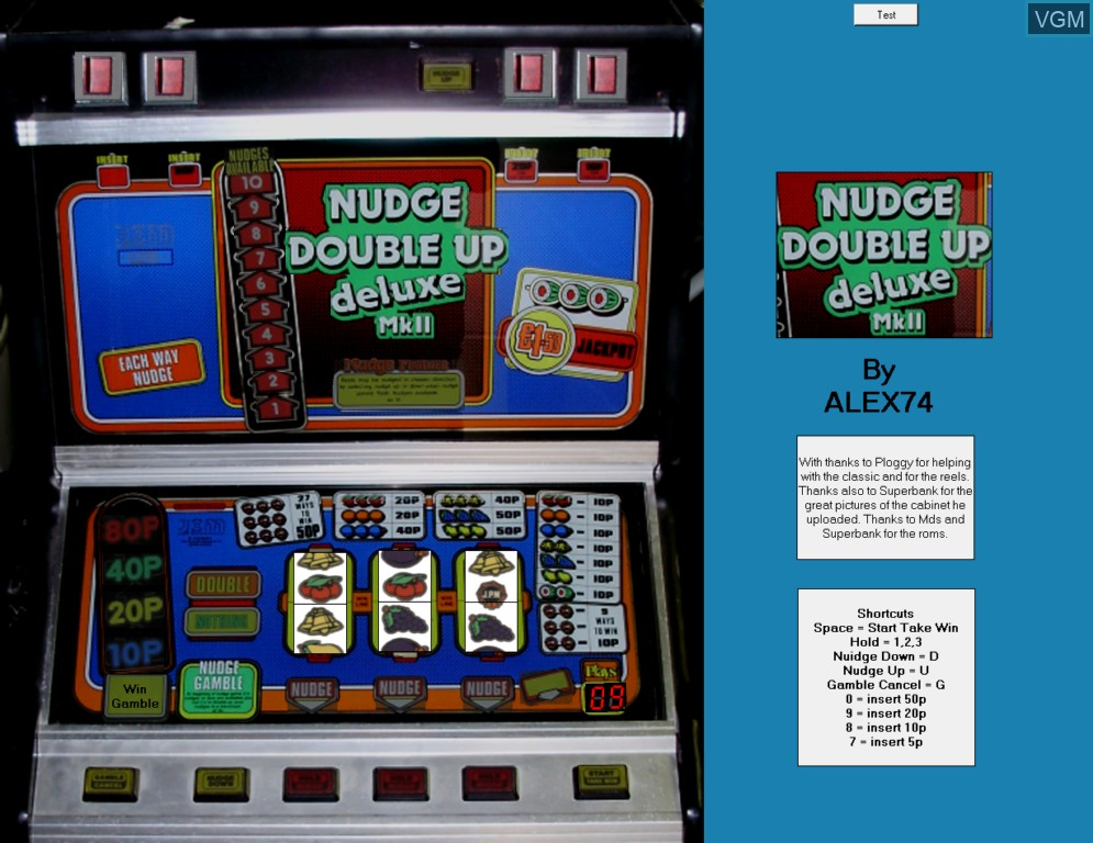 Nudge Double Up MkII