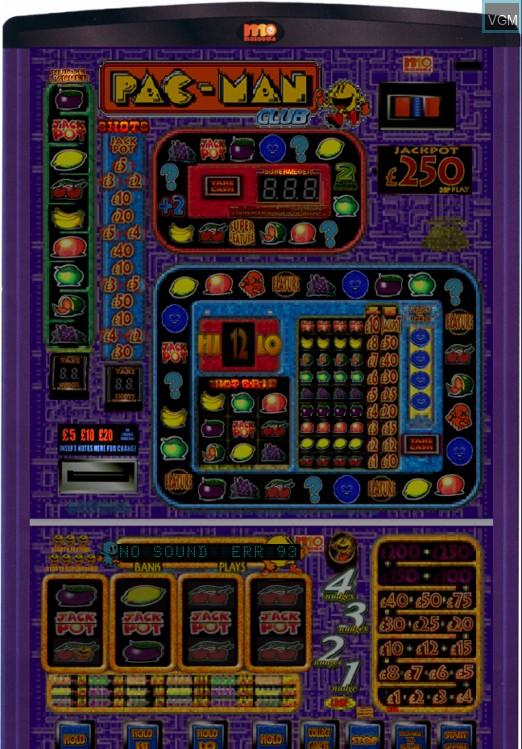 Pac Man Club