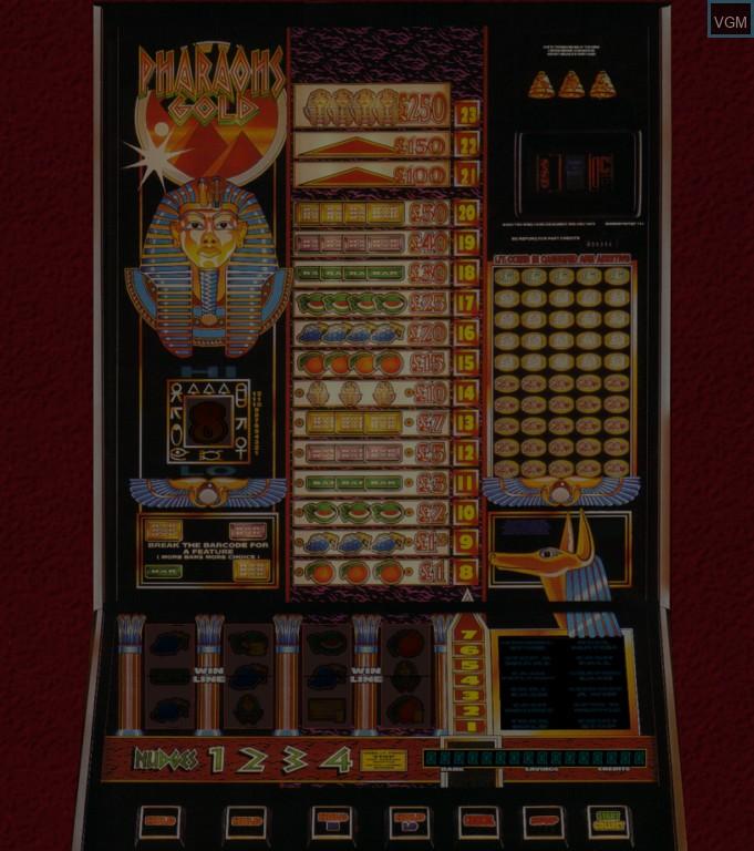 Pharaoh's Gold Club