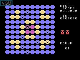 Image in-game du jeu Wonder Hole sur Sord-M5