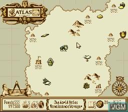 Atlas, The - Renaissance Voyager