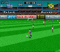Ramos' World Wide Soccer