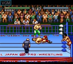 Zennihon Pro Wrestling' - Sekai Saikyou Tag