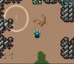 Image in-game du jeu 7th Saga, The sur Nintendo Super NES