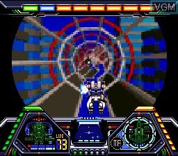 Image in-game du jeu Accele Brid sur Nintendo Super NES