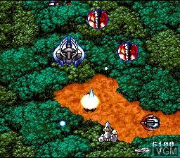 Image in-game du jeu Acrobat Mission sur Nintendo Super NES