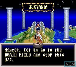 Image in-game du jeu ActRaiser 2 sur Nintendo Super NES