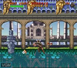 Image in-game du jeu Indiana Jones' Greatest Adventures sur Nintendo Super NES