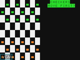 Micro Checkers
