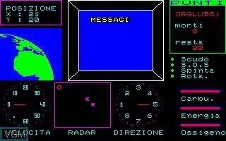 Orbital Mission