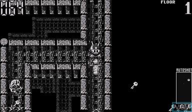 Image in-game du jeu Jack Bros. sur Nintendo Virtual Boy