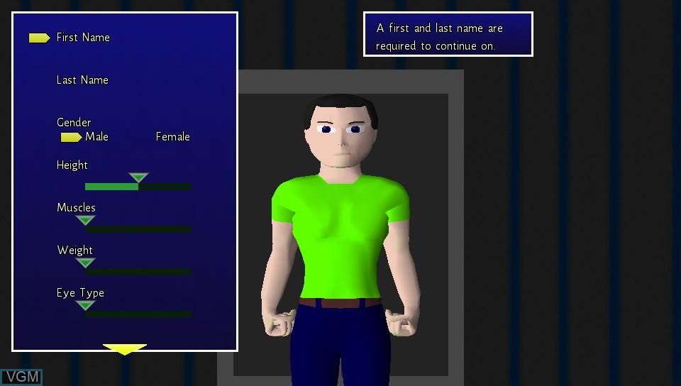 Image du menu du jeu Skylight Freerange sur Sony PS Vita