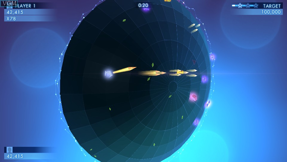 Geometry Wars 3 - Dimensions Evolved