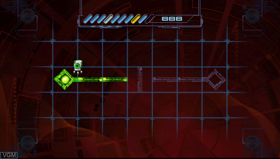 Image in-game du jeu Virus Named TOM, A sur Sony PS Vita