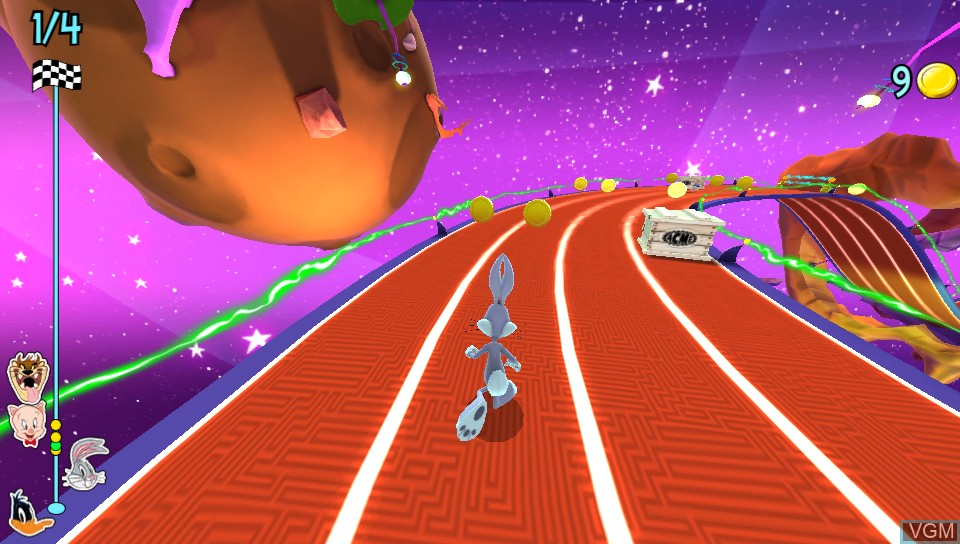 Looney Tunes - Galactic Sports
