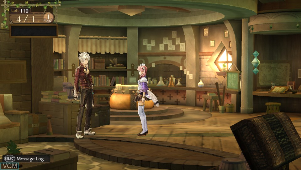 Atelier Escha & Logy Plus - Alchemists of the Dusk Sky