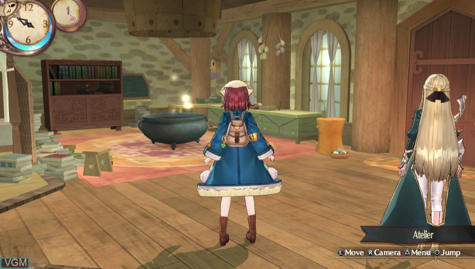 Atelier Sophie - The Alchemist of the Mysterious Book