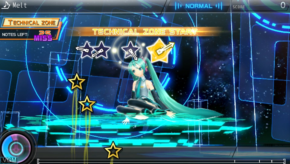 Hatsune Miku - Project Diva F 2nd