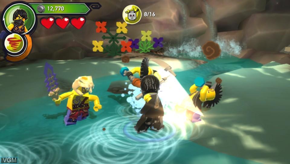LEGO Ninjago - Shadow of Ronin