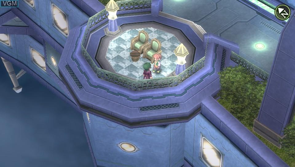 Eiyuu Densetsu - Sora no Kiseki the 3rd Evolution