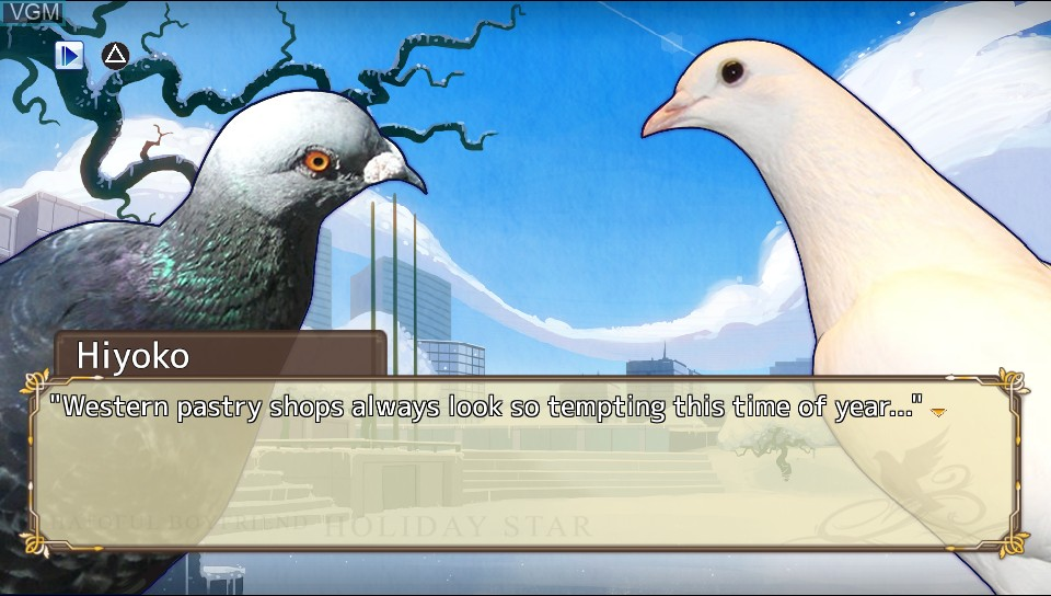 Hatoful Boyfriend - Holiday Star