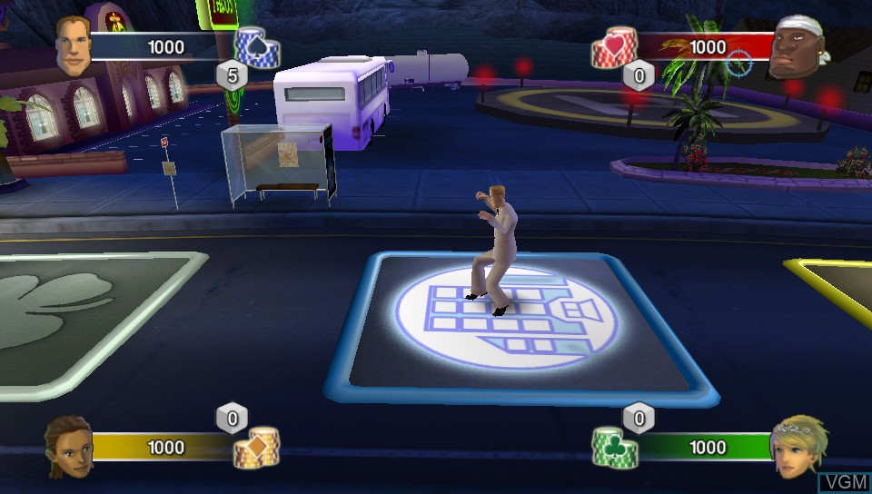 Image in-game du jeu Vegas Party sur Sony PS Vita